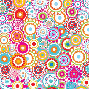 PAPEL CONTACT ESTAMPADO 45CM X 10 METROS HIPPIECHIC